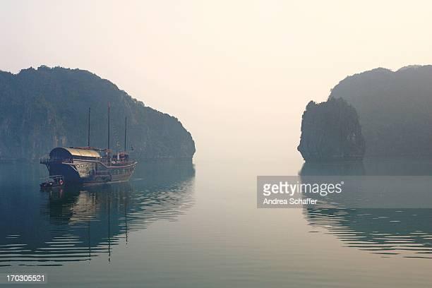 Sunrise, Halong Bay, Vietnam