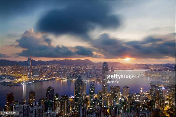 Sunrise Hong Kong
