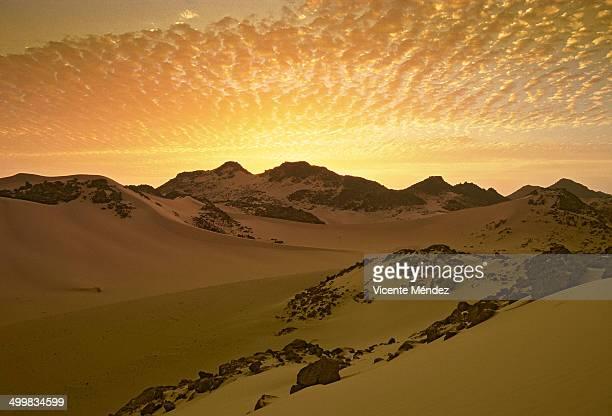 Sunrise in Adrar Chiriet