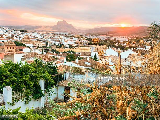 Sunrise in Antequera and Lover´s Rock
