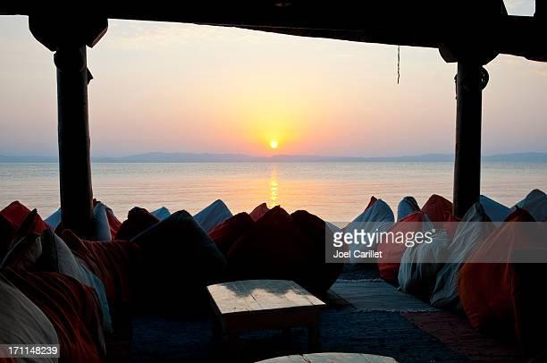 Sonnenaufgang in Dahab, Sinai