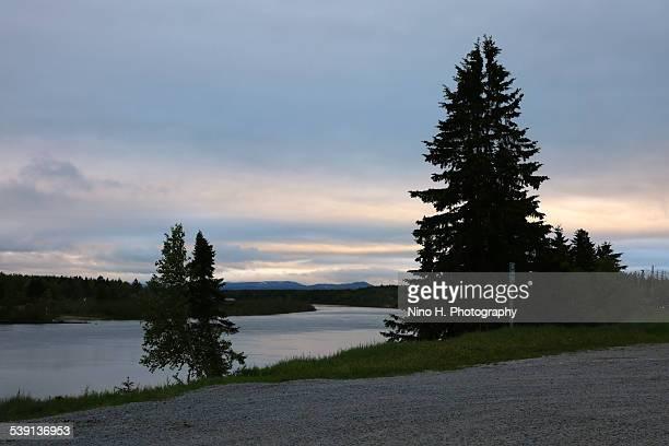 Sunrise in Deer Lake - Newfoundland