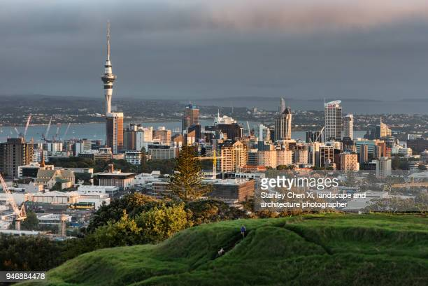 Sunrise in Mount Eden