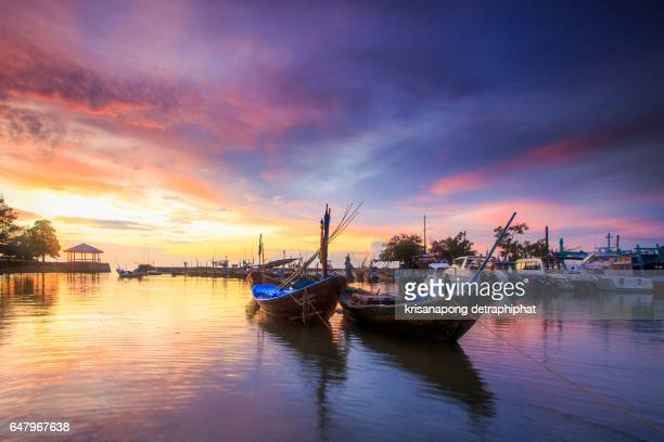Sunrise in Rayong,Thailand
