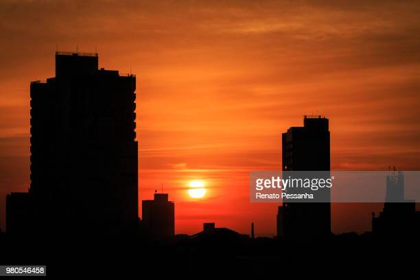 sunrise in sorocaba - sorocaba stock pictures, royalty-free photos & images