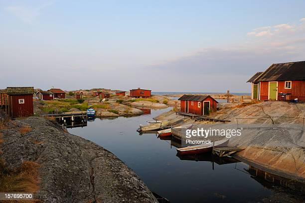 Sunrise in the archipelago
