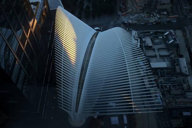 NY: New York City Prepares To Mark 20th Anniversary Of September 11th Attacks