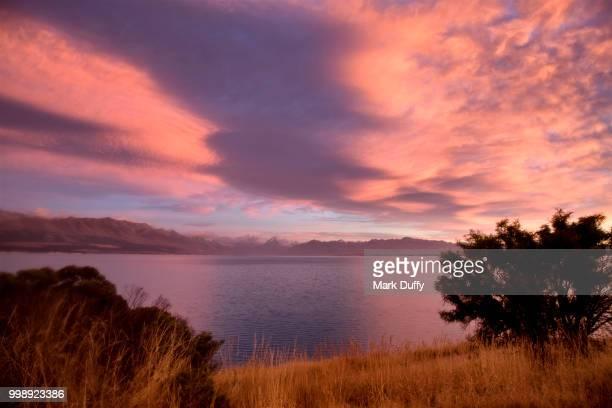 Sunrise Mount Cook