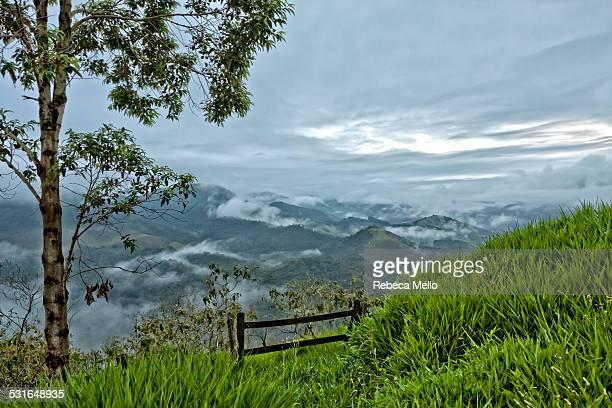 Sunrise of Mantiqueira Mountains, Brazil