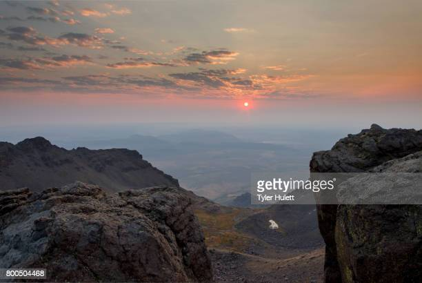 Sunrise on the Summit of Steens Mountain 2