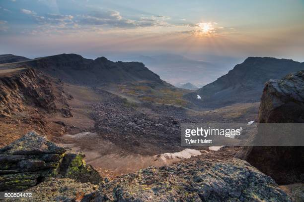Sunrise on the Summit of Steens Mountain 3
