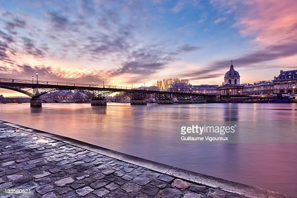 Sunrise over Pont des Arts