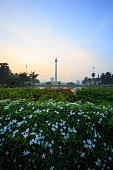 iconic monas indonesia national monument is