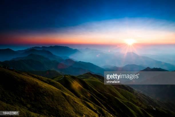 nascer do sol - o amanhecer - fotografias e filmes do acervo