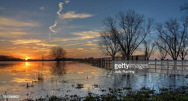 sunrise - ミシシッピ州 ストックフォトと画像