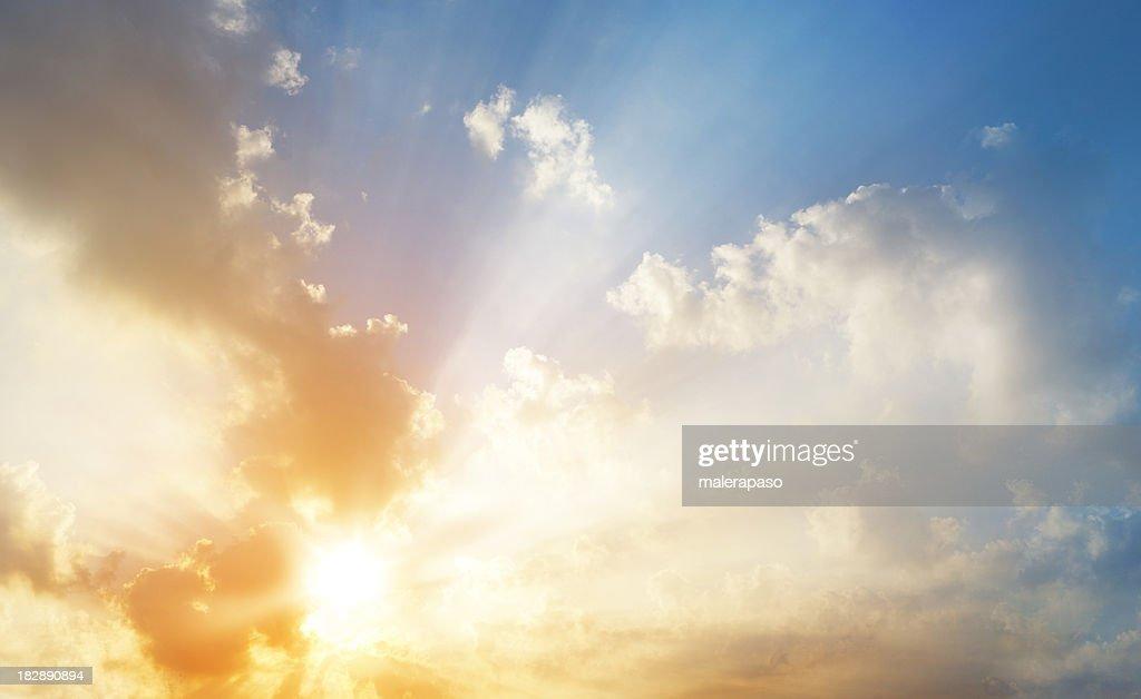 日の出 : ストックフォト