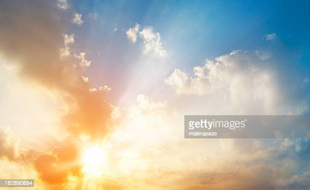 sunrise - cloud sky stock pictures, royalty-free photos & images