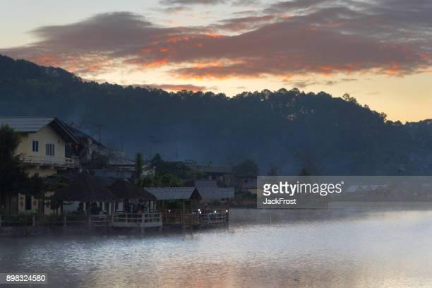 sunrise - new zealand stock-fotos und bilder