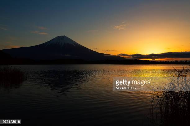 sunrise - miyamoto y ストックフォトと画像