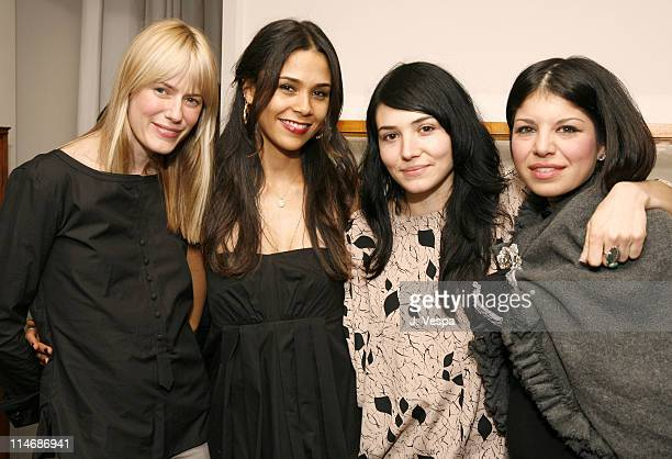 Sunrise Ruffalo Kidada Jones Carly Margolis and Kathy Azarmi Rose
