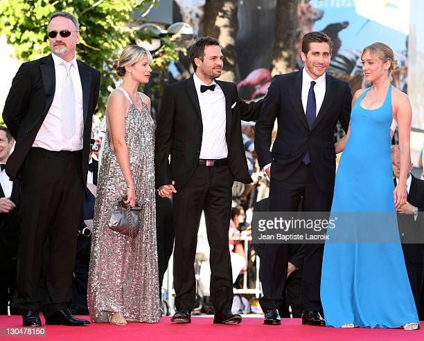 Sunrise Ruffalo Mark Ruffalo Jake Gyllenhaal Chloe Sevigny and David Fincher