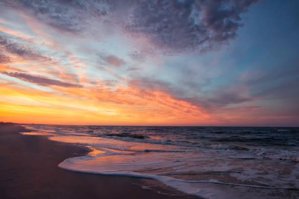 Sunrise Seascape Gulf Mexico - Fine Art prints