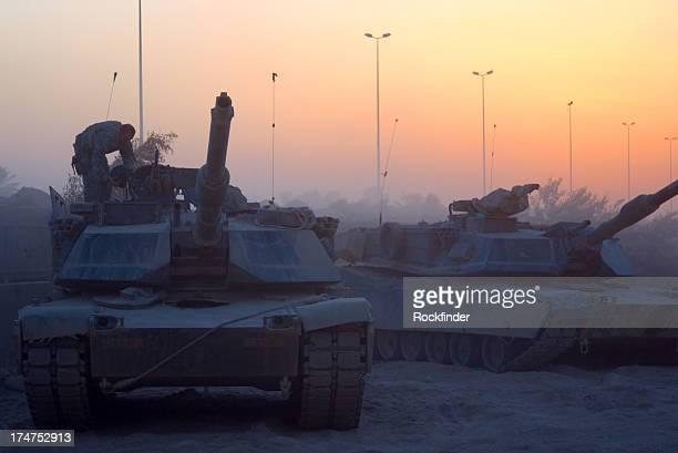 Sunrise Tanks