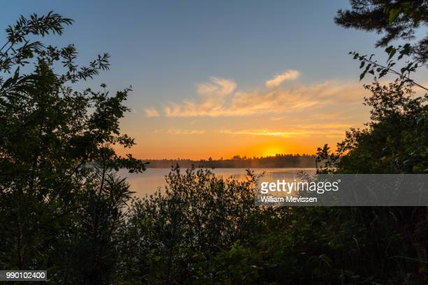 sunrise view - william mevissen stockfoto's en -beelden