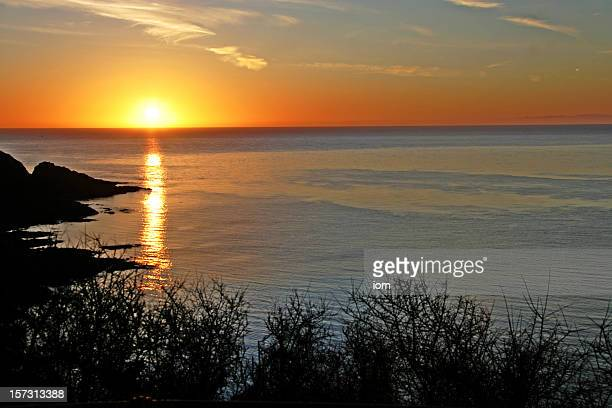 sunrise view to uk