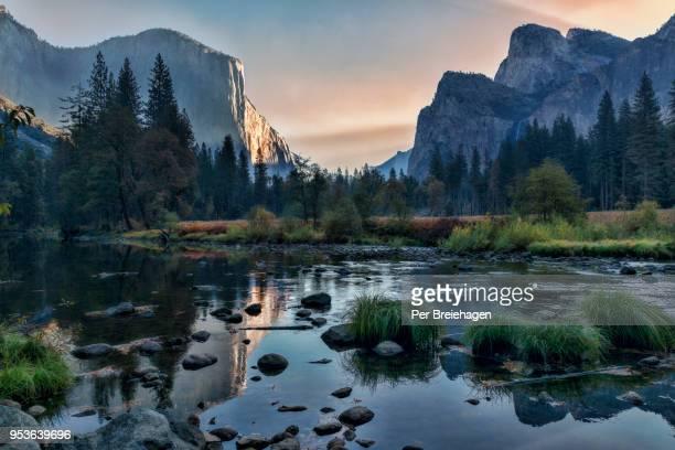 VALLEY VIEW SUNRISE_Yosemite
