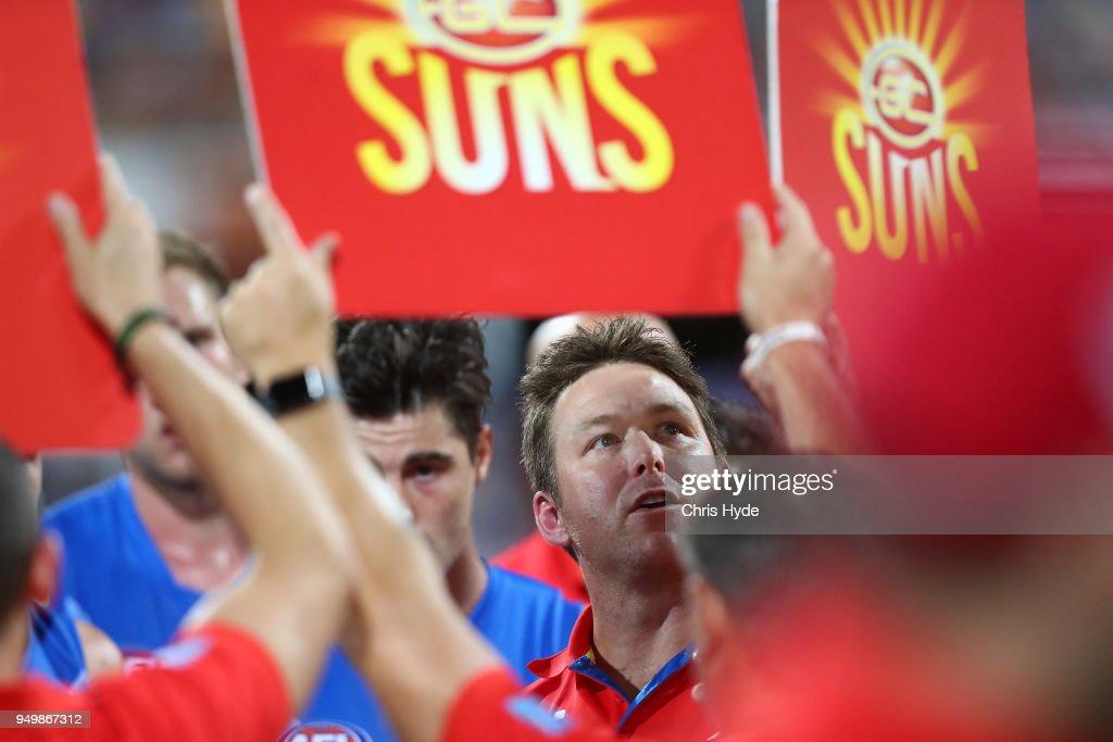 AFL Rd 5 - Brisbane v Gold Coast