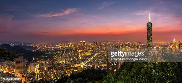 Sunset 101 tower