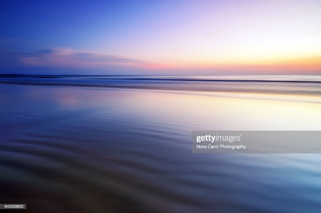 Sunset abstract background : Stock Photo