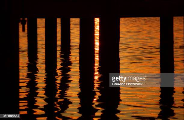 sunset abstract - cari stock pictures, royalty-free photos & images
