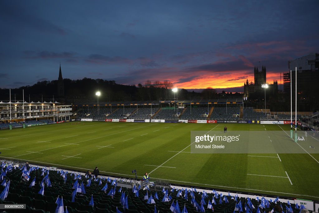 Bath Rugby v RC Toulon -  Champions Cup