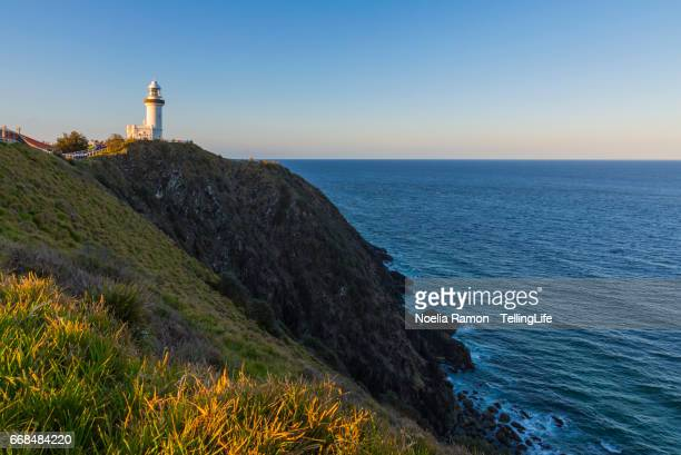 Sunset at Byron Bay Lighthouse, New South Wales, Australia