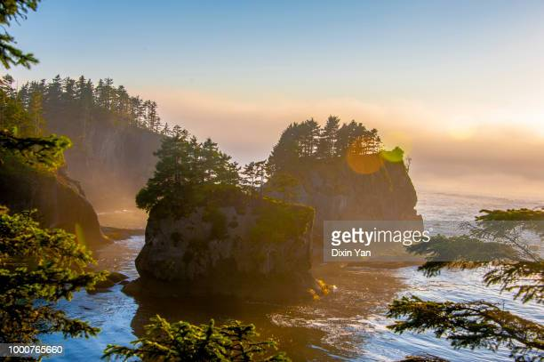 Sunset at Cape Flattery, Olympic National Park, WA