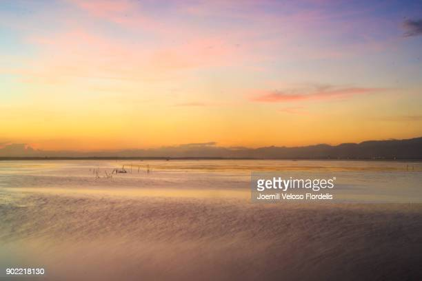 Sunset at Cordova, Mactan, Cebu, Philippines