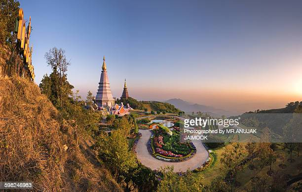 Sunset at Doi Inthanon, Chiang Mai