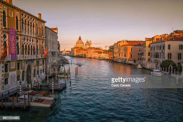 Sunset at Grand Canal