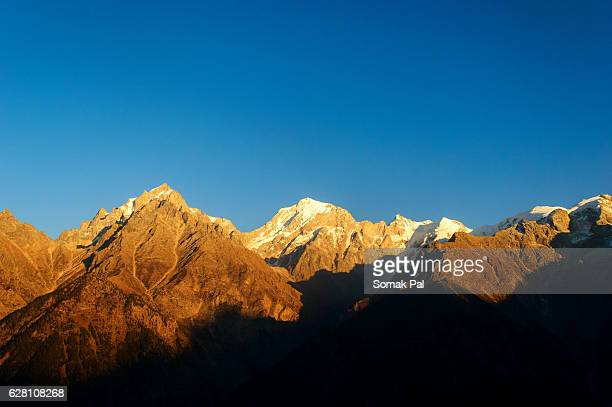 Sunset at Himalaya