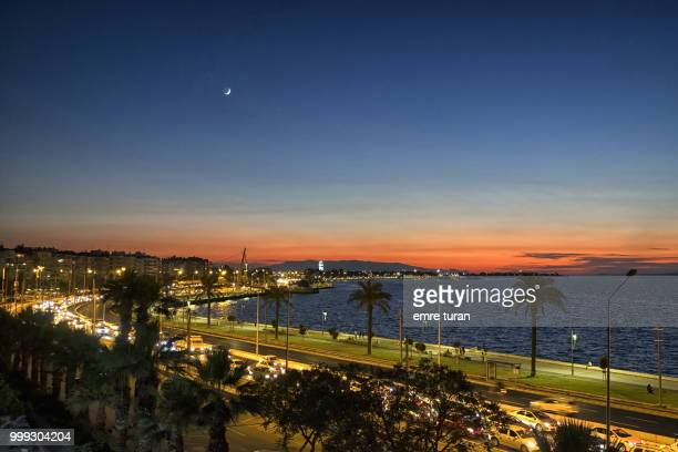 sunset at Izmir bay(DSCF3442-2.jpg)