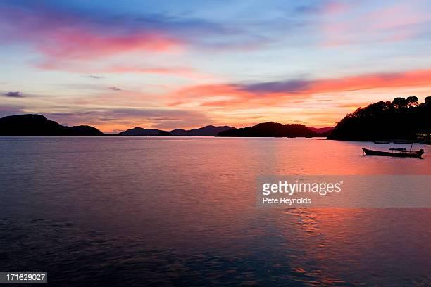 Sunset At Panwa Bay