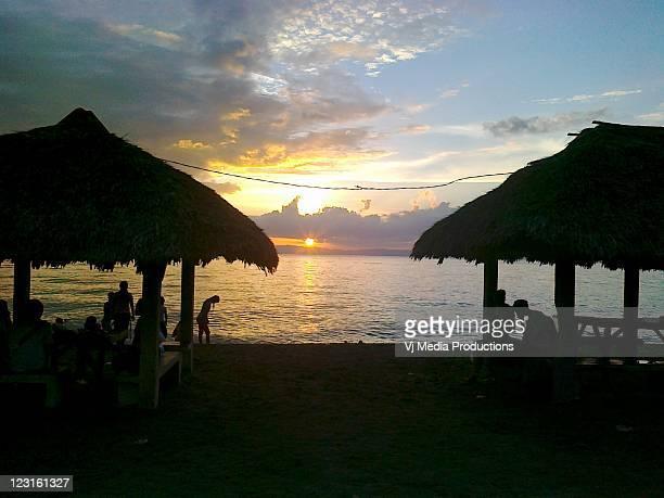 Sunset at Sabang Park