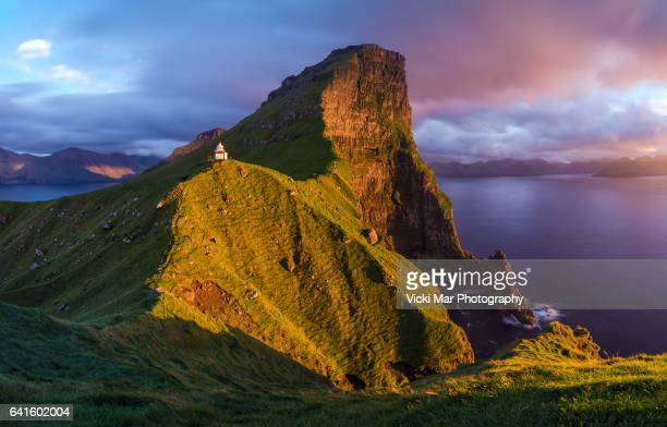 Sunset at the Edge of the World | Kalsoy, Faroe Islands