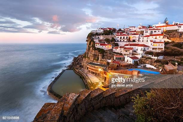 Sunset, Azenhas do Mar, Sintra, Portugal