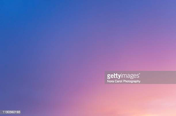 sunset background - ethereal stock pictures, royalty-free photos & images