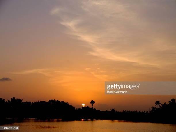 Sunset Backwaters