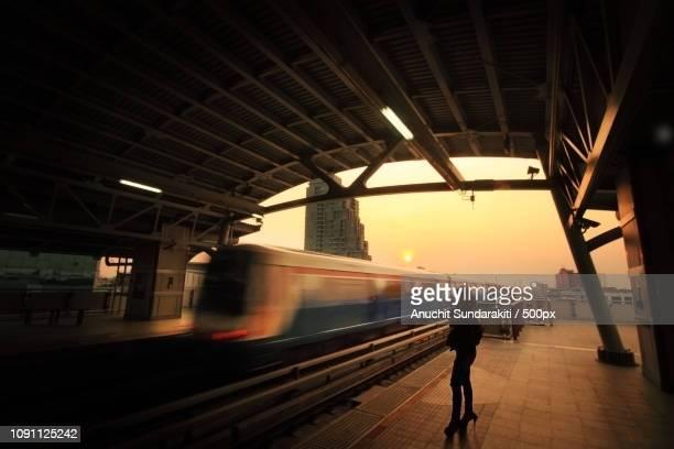 Sunset @ Bangkok