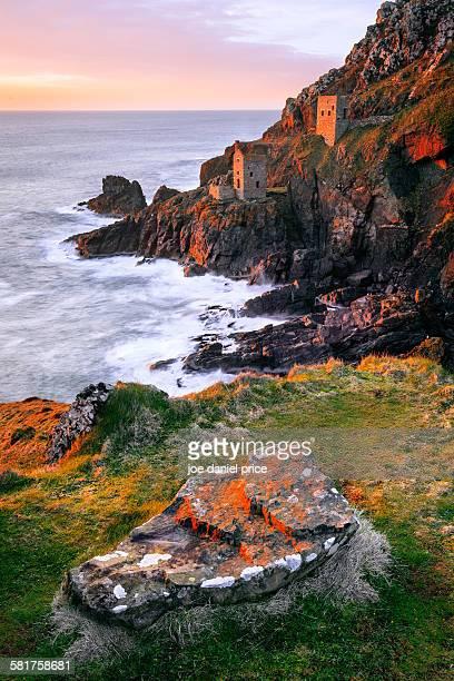 Sunset, Botallack Mines, Botallack, Cornwall